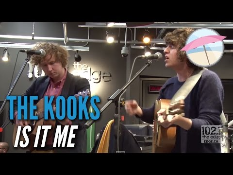 The Kooks - Is It Me (Live at the Edge)
