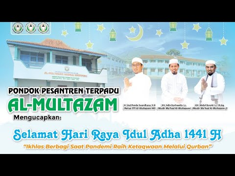 [LIVE]Kemeriahan Idul Qurban 1441H