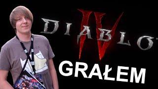 Grałem w DIABLO 4! Powrót do Starego Dobrego Diablo?
