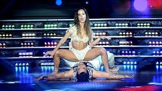 Fer Dente y Lourdes Snchez brillaron al ritmo de Ricky Martin