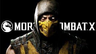 Mortal Kombat X Правильный трейлер