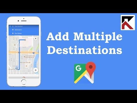 Edit google my maps iphone