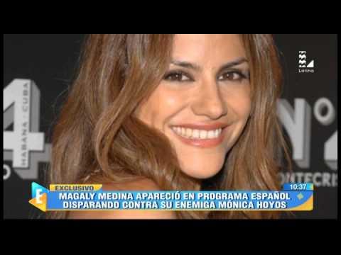 Magaly Medina arremete contra Mónica Hoyos en televisión española thumbnail