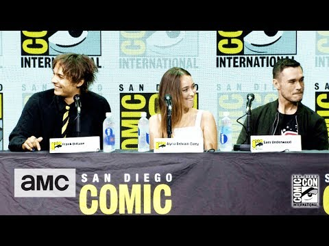 Fear the Walking Dead: 'Brits Invading the ' ComicCon 2017 Panel