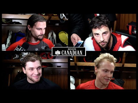 Jan 9: Sens vs. Blackhawks - Player Pregame Media
