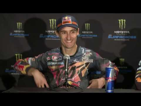450SX Post Race Press Conference - Oakland - Race Day LIVE 2019