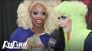 Dear America, Monique Heart is Loud, Live & In Color! | RuPaul's DragCon LA 2018