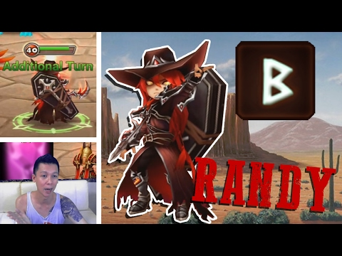 YDCB Summoners War - Randy Day