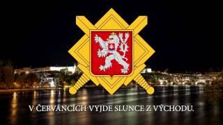 """Czechoslovak Military March - """"Směr Praha"""""""