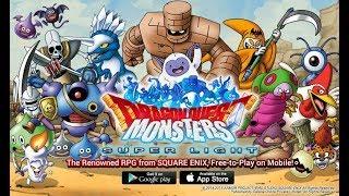 Dragon Quest Monsters Super Light Demonstration - Dragon Quest Games We Never Got