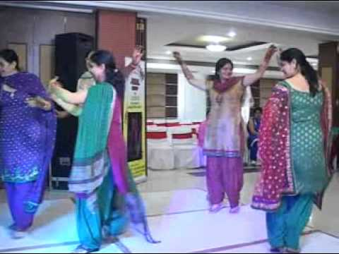 The Grind Entertainer-Lady Sangeet 5