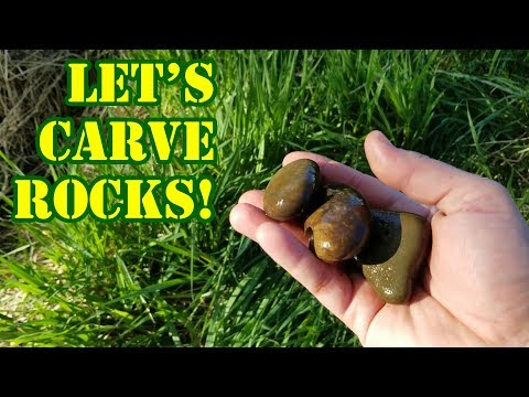 How To Carve Rocks! Part 1