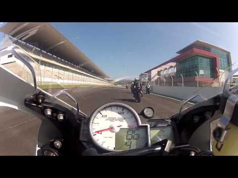 BMW S1000RR GoPro Onboard CCA Portimão ActionTeam 2013