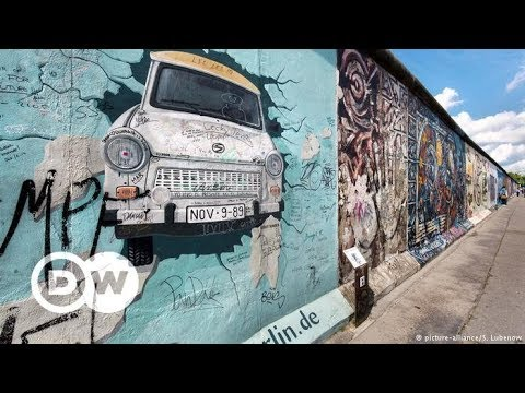 The Berlin Wall - how it worked | DW Documentary (Berlin Wall documentary)