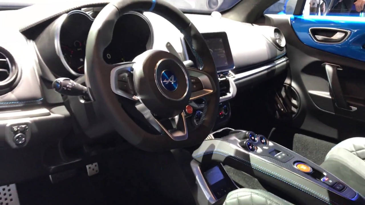 2017 geneva motor show new alpine a110 2017 a110 youtube. Black Bedroom Furniture Sets. Home Design Ideas