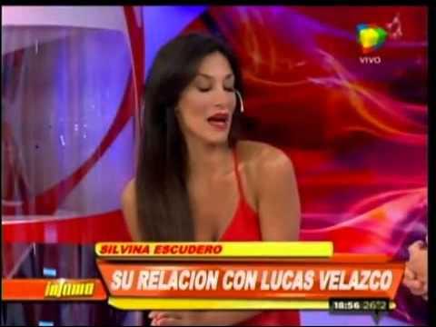 Silvina Escudero: Con Lucas hablamos de la posibilidad de tener un hijo