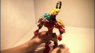 Lego Marvel Super Heroes Iron Man Ultra Build 4529 Review