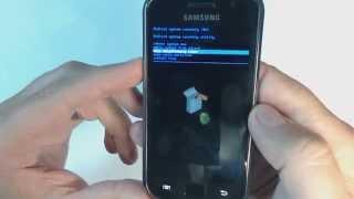Samsung Galaxy S Plus I9001 hard reset