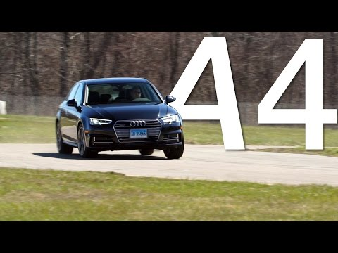 2017 Audi A4 Quick Drive   Consumer Reports