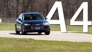 2017 Audi A4 Quick Drive | Consumer Reports