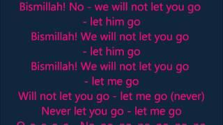 Bohemian Rhapsody Glee Karaoke with backing vocals