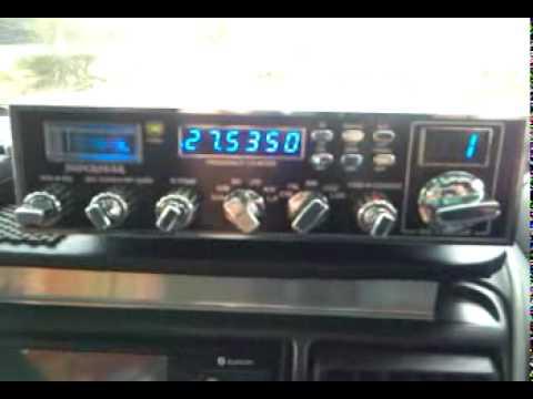Superstar 158 edx cb radio