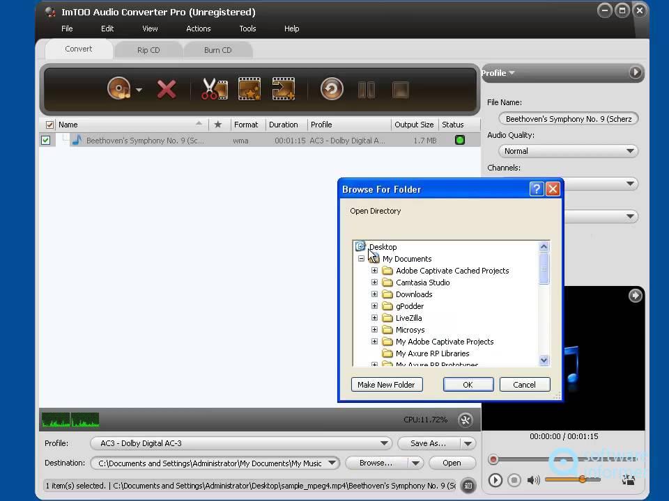 Imtoo Audio Converter Pro Serial