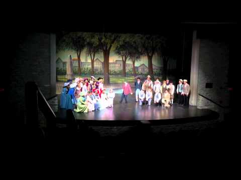 The Music Man Middle School Musical Youtube