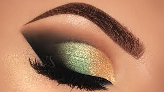 Gold & Green Eyes + Perfect Skin | Melissa Samways