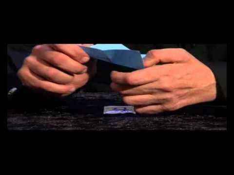 הקוסם רוני רוסו מלמד קסם מתוק