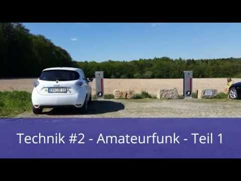 Technik #2 - Amateurfunk - Teil 1