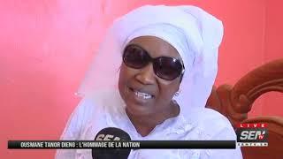 Enterrement de Tanor : Derniers témoignages de sa famille  à Nguéniène