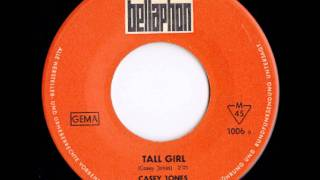 Casey Jones and his Engineers - Tall Girl (Remember Liverpool Beat 24)