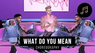What Do You Mean - Justin Bieber (Choreography) | SECOND LIFE VIRTUAL