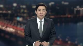 SBS 8시뉴스 김성준앵커 홍준표에게 한 방 먹다!
