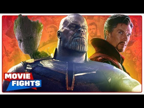 Who's The Infinity War MVP? MOVIE FIGHTS