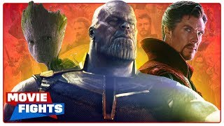 Who's The Infinity War MVP? MOVIE FIGHTS thumbnail