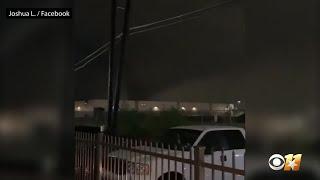 Tornado Seen Near Dallas Love Field