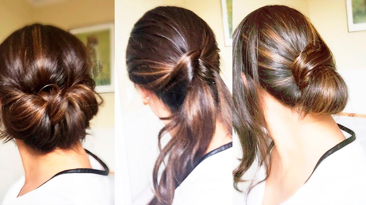 3 Peinados Faciles Para El Verano Lindos Para La Universidad