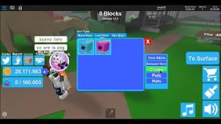 sorteo 1,000 cajas legends de hats roblox mining simulator :D