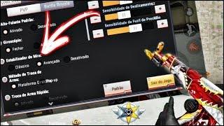 CrossFire: Legends Brasil - Melhores configurações | Minhas configurações!