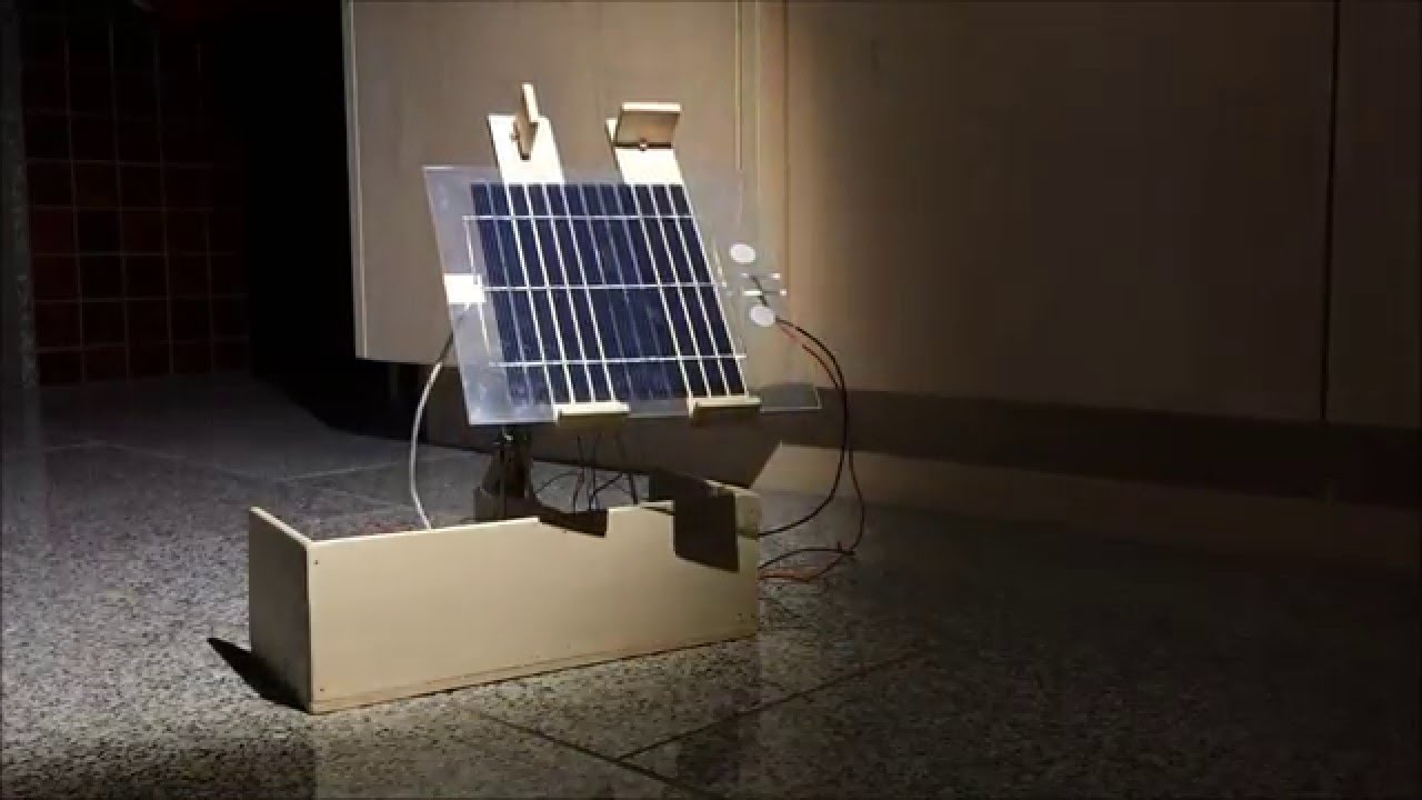 Dual Axis Solar Tracker Diy Without Any Programming Youtube Circuit Diagram