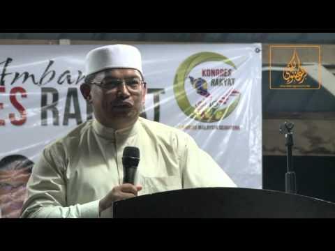 Jangan Mudah Terpesona Dengan Bende Baru Walaupun Nampak Comel - Dr Azman Ibrahim