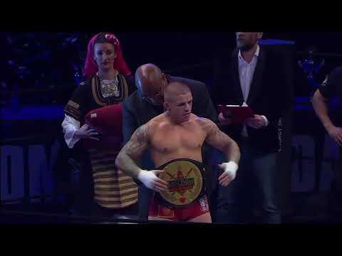 Vaso Bakocevic vs Jivko Stoimenov NAJAVA!!! Megdan 3