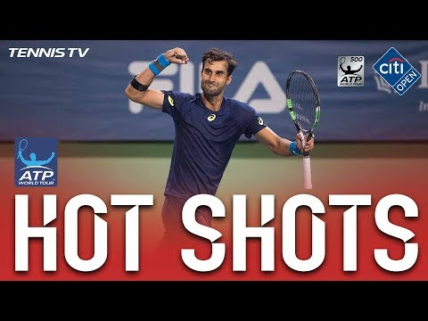 Bhambri Covers The Net For Hot Shot Winner In Washington 2017