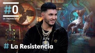 LA RESISTENCIA - Entrevista a Omar Montes   #LaResistencia 04.02.2021