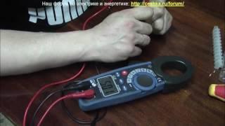 видео Прозвонка кабеля и проводов: методы, схемы, тестеры