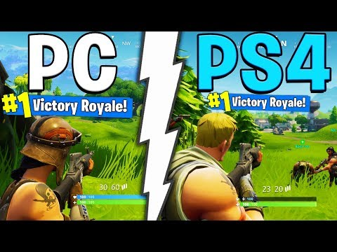 *NEW* PLAYING 2 GAMES OF FORTNITE AT THE SAME TIME?! Fortnite Battle Royale Challenge!!
