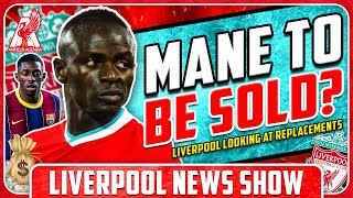 DEMBELE TO REPLACE MANE?! LFC Transfer News