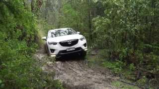 Mazda CX-5 - Off Road Test